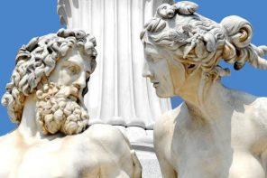 Dioses griegos para comprender el 2020