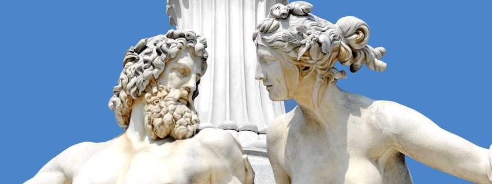 Dioses griegos.
