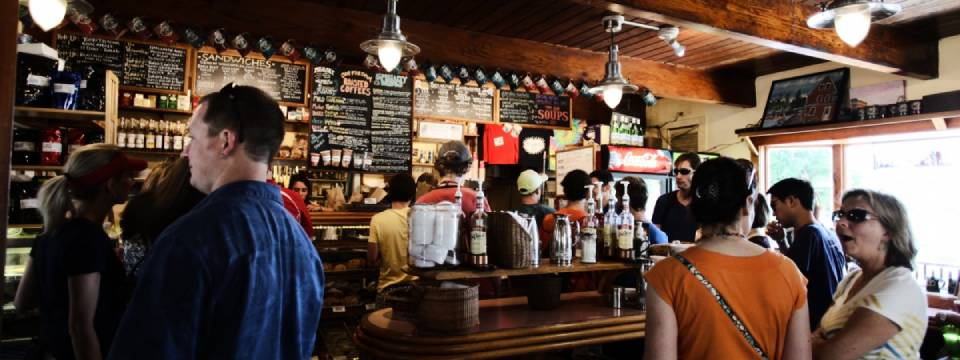 Barra de bar,