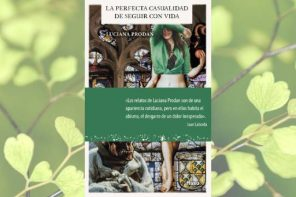 Leer a Luciana Prodan es abandonarse al sentir