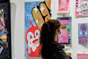 'B – L O C A L': desafiando a la pandemia desde el arte urbano