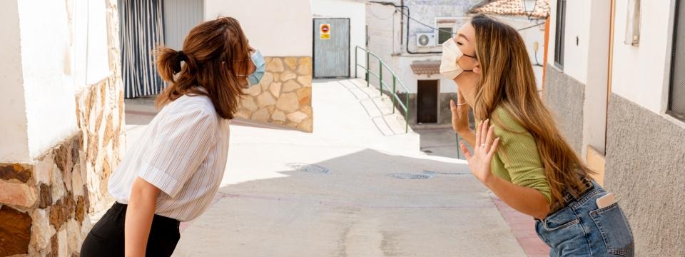'¡Ni te me acerques!', la nueva película de Norberto Ramos del Val.