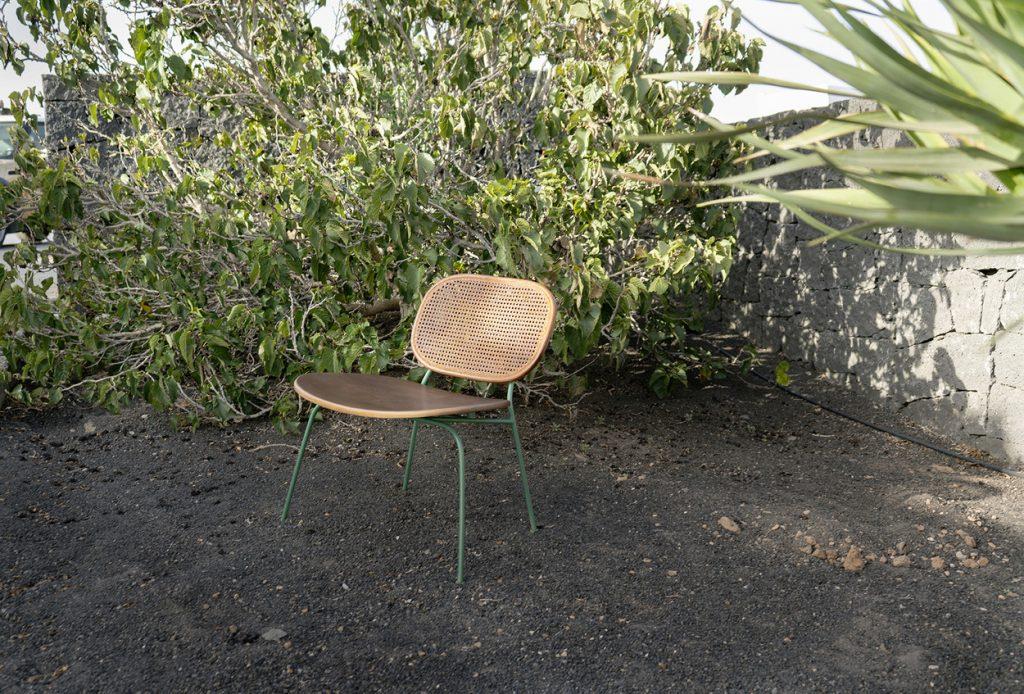 'La silla'. Por Saray Ossorio y Carlos Álvarez.