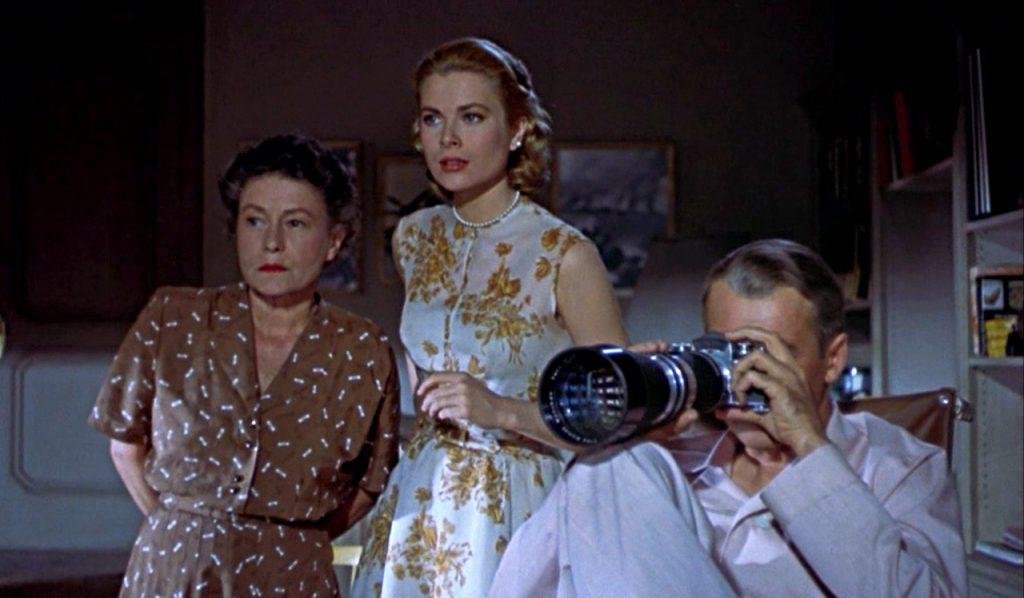Fotograma de 'La ventana indiscreta'.