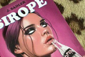 'Sirope': jarabe por las comisuras en este estreno literario de J. Sadler