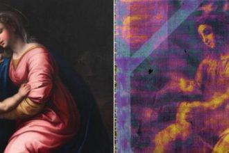 Tecnología para la pintura antigua.