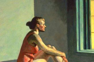 Mirar por la ventana en Hopper con 'Sol de la mañana'.
