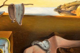 La persistencia de la memoria - Dalí.