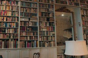 'Libreros de Nueva York': El papel se resiste a arder