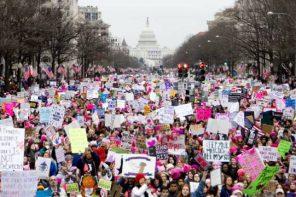 La historia detrás del bra-burning en las manifestaciones feministas
