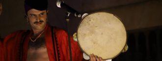 Folklore musical con Rodrigo Cuevas en Estival 2020. Fotografía de Marta Feiner