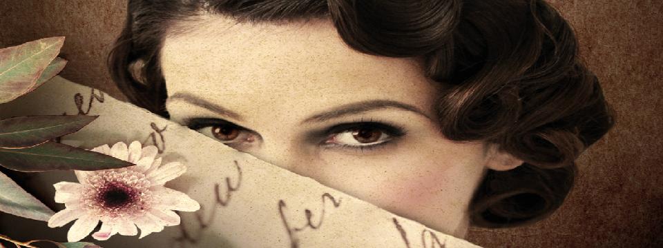 """Portada de la novela """"Flor de Arrabal"""", une mujer del cuplé."""