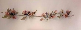 Flores de Lina Ávila.