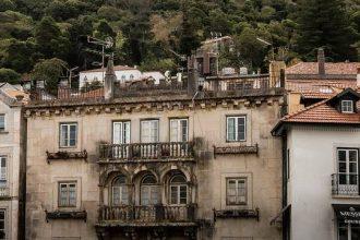 Leemos Elmisterio de la carretera de Sintra.