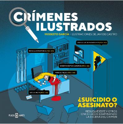 Crímenes ilustrados, Modesto García.