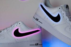 Combina tus Nike Air Force 1 con tus vestidos favoritos