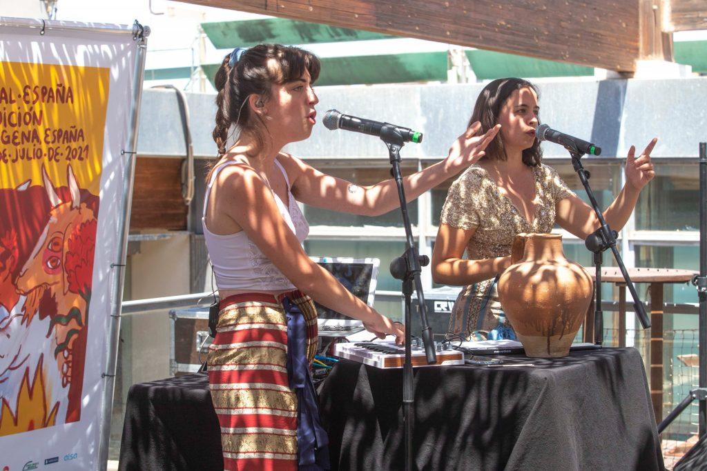 Tarta Relena presenta 'Fiat Lux' en La Mar de Músicas.